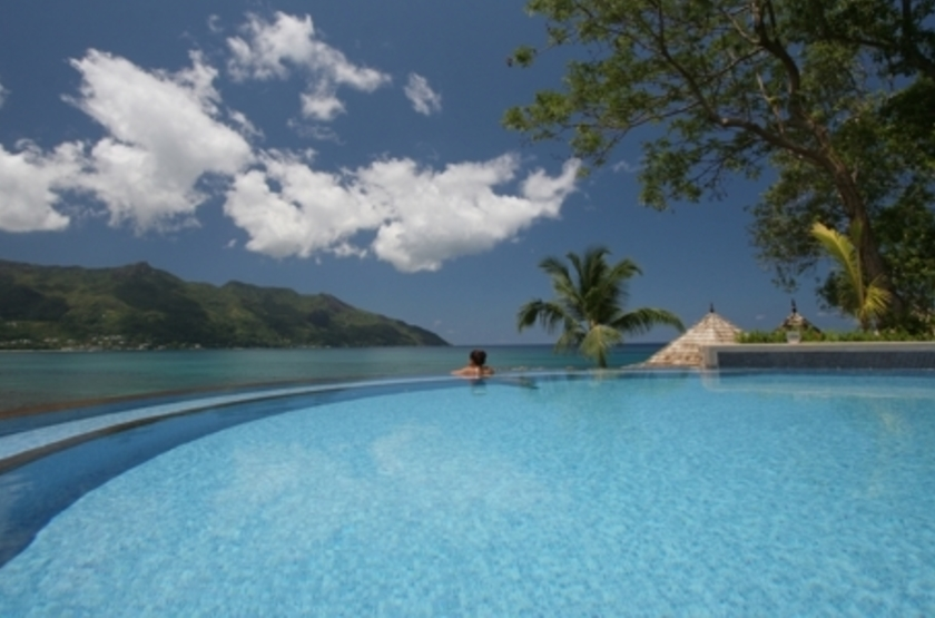 Northolme Hilton & Spa, Mahé, Seychelles, piscine