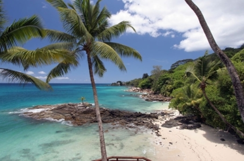Northolme Hilton & Spa, Mahé, Seychelles, plage