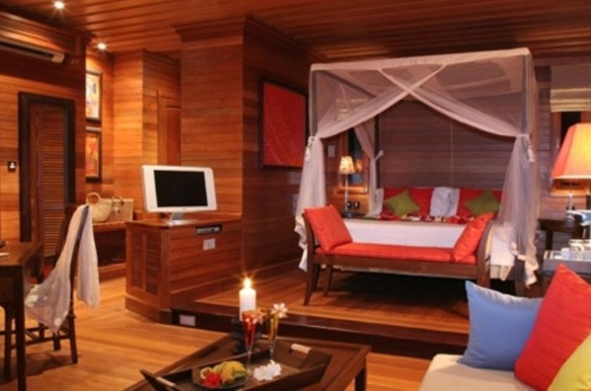 Northolme Hilton & Spa, Mahé, Seychelles, chambre