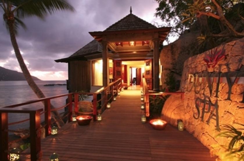 Northolme Hilton & Spa, Mahé, Seychelles, entrée
