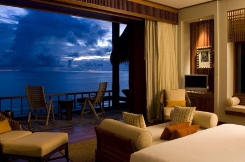 Maia Luxury Resort & Spa, Mahé, Seychelles, chambre