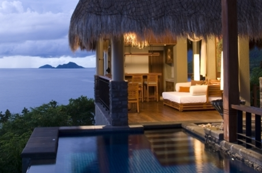 Maia Luxury Resort & Spa, Mahé, Seychelles