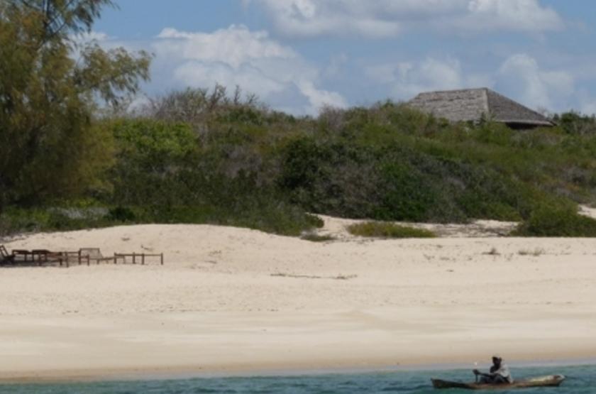 Nuarro Beach Lodge - Baie de Memba, plage