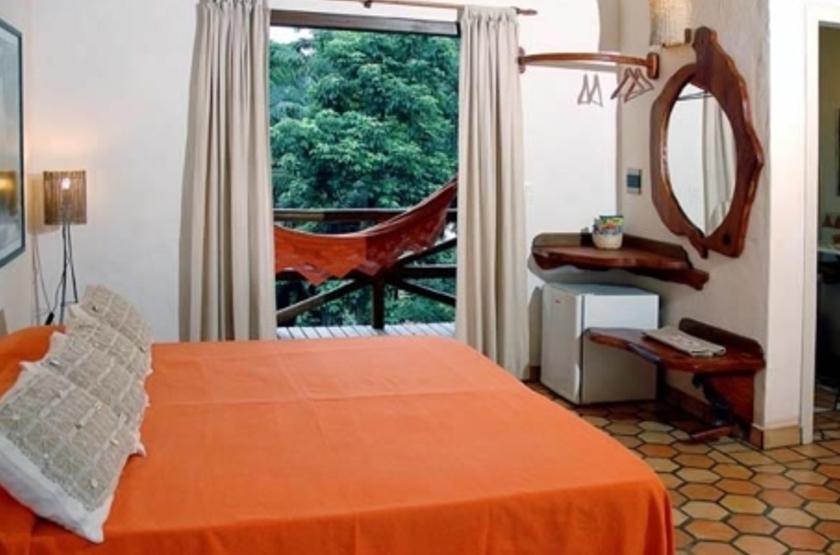 Pousada Villa Serrano, Lençois, Brésil, chambre