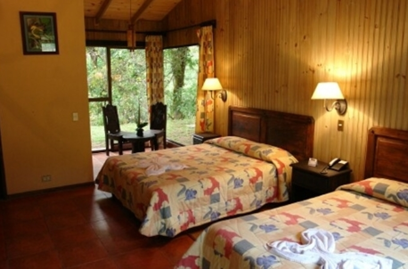 Savegre Lodge, Quetzal, Costa Rica, chambre