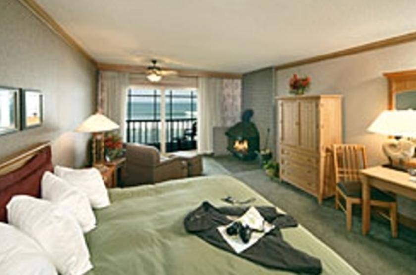 Best Western Cavalier Ocean Front Resort, San Simeon, Etats Unis, chambre