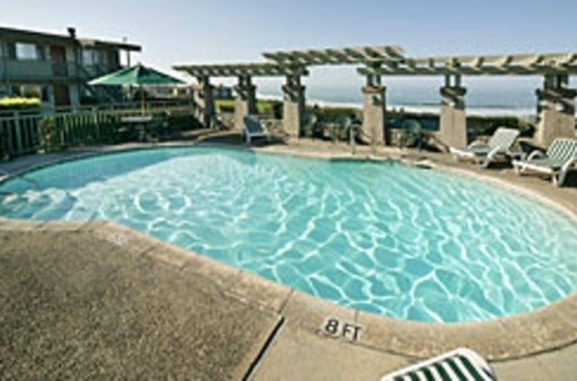 Best Western Cavalier Ocean Front Resort, San Simeon, Etats Unis, piscine