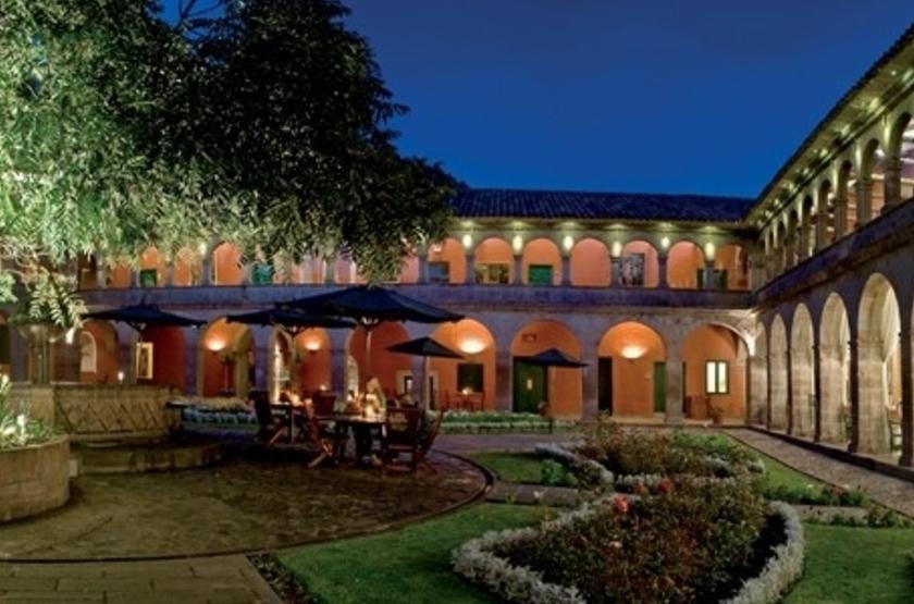 Belmond Monasterio Hotel, Cusco, Pérou, extérieur