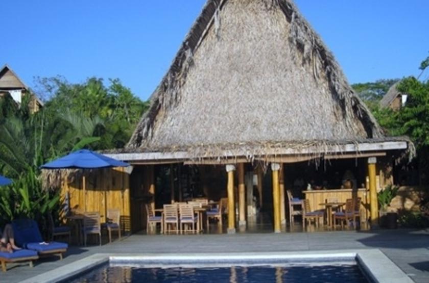 Lodge Ylang Ylang, Manzanillo, Costa Rica, piscine