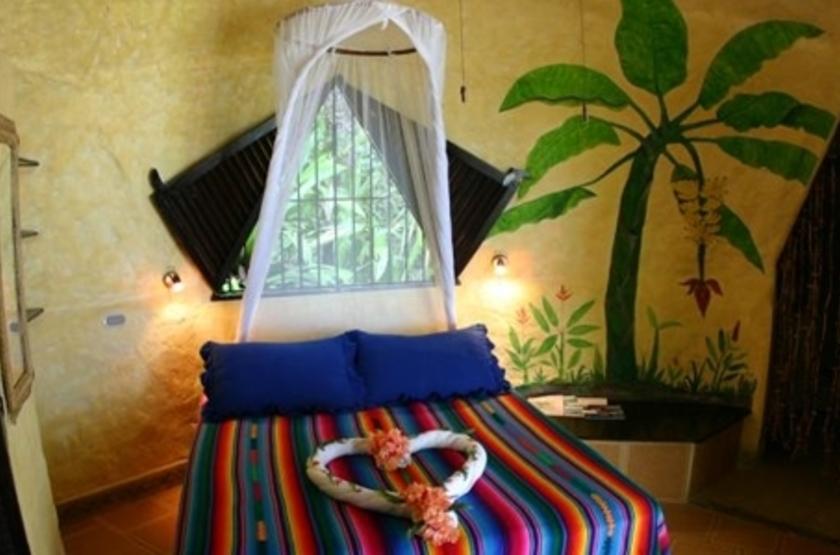 Lodge Ylang Ylang, Manzanillo, Costa Rica, chambre