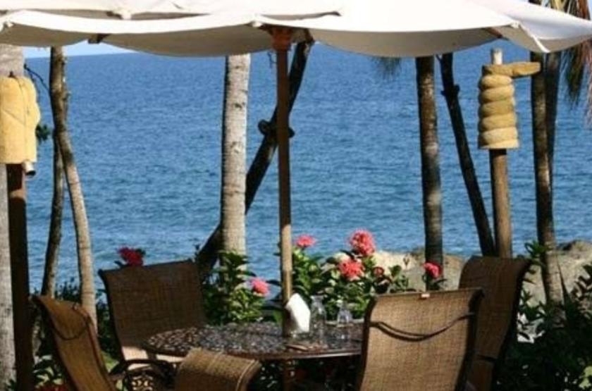 Lodge Ylang Ylang, Manzanillo, Costa Rica, restaurant