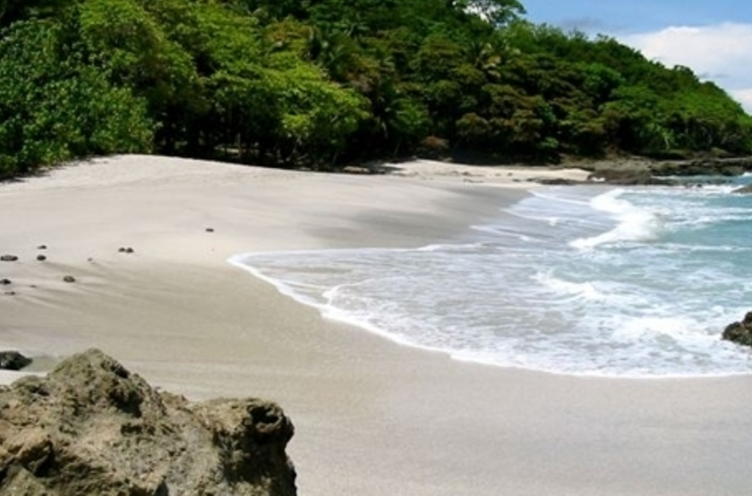 Lodge Ylang Ylang, Manzanillo, Costa Rica, plage