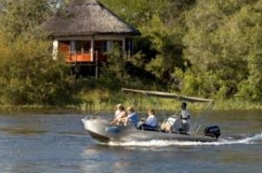 Sussi Lodge, Livingstone, Zambie, safari en bateau