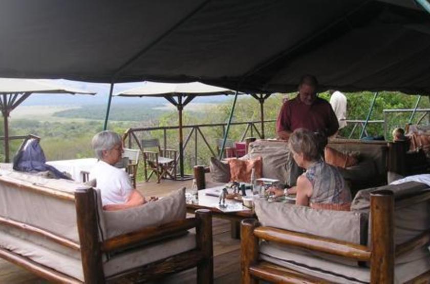 Mantana Tented Camp, lac Mburo, Ouganda