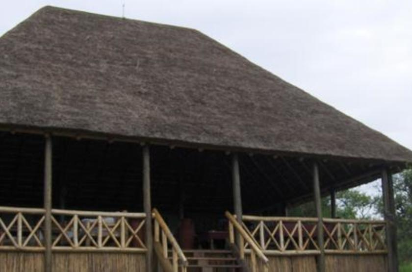 Mantana Tented Camp, lac Mburo, Ouganda, extérieur
