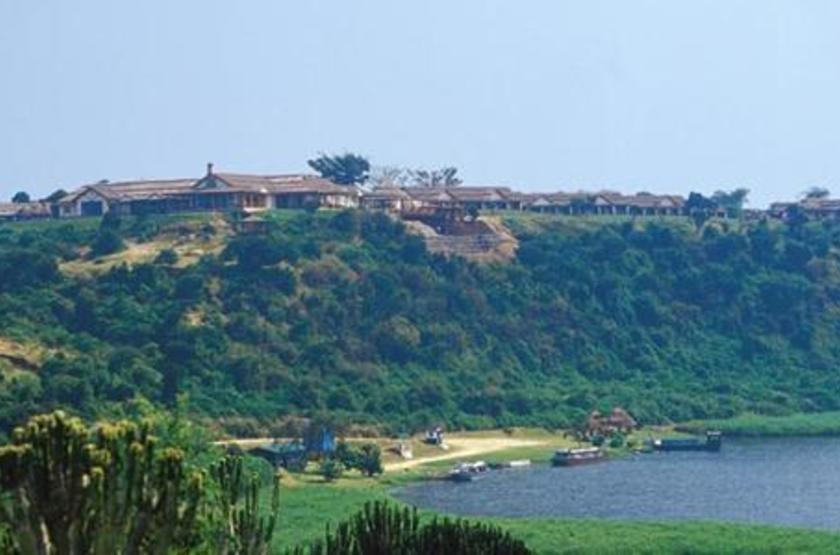Mweya Lodge, Queen Elisabeth Park, Ouganda