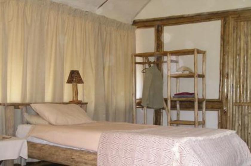 Buhoma Lodge, Bwindi, Ouganda, chambre
