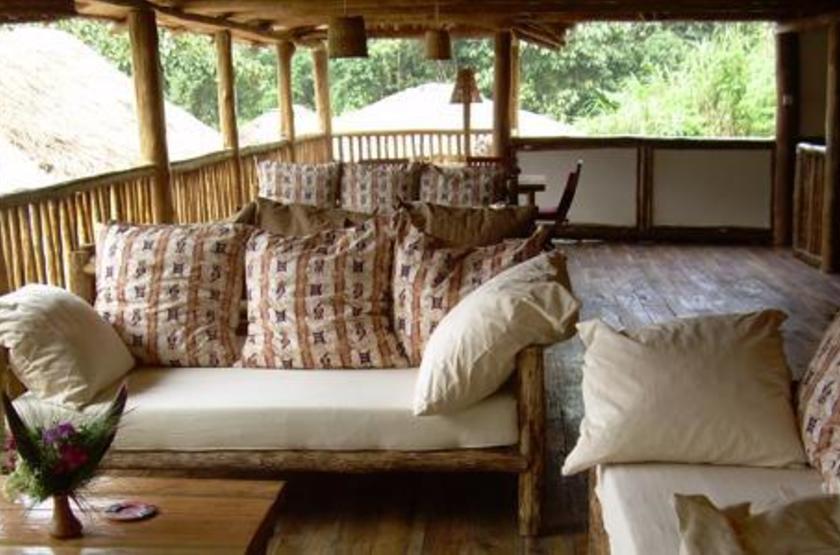 Buhoma Lodge, Bwindi, Ouganda