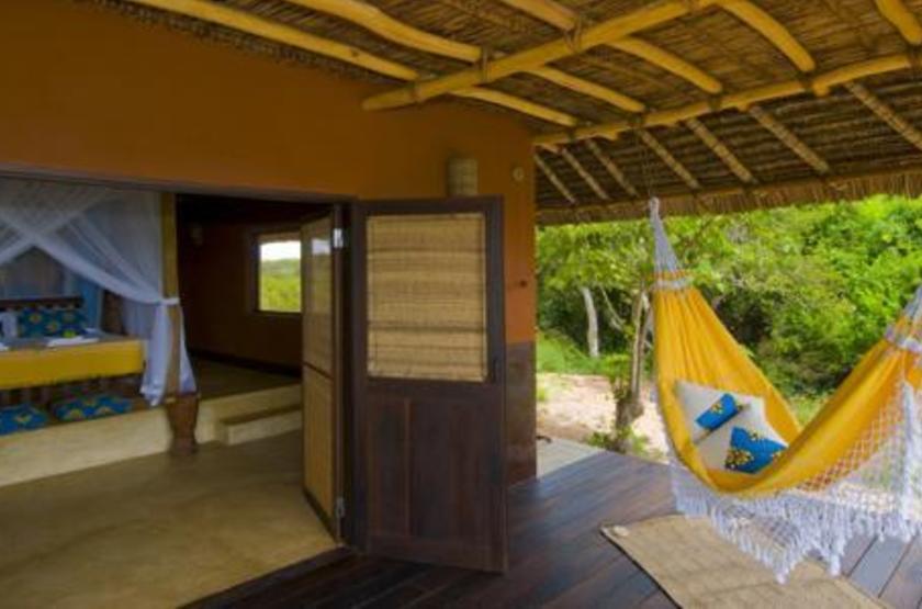 Nuarro Beach Lodge - Baie de Memba, chalet