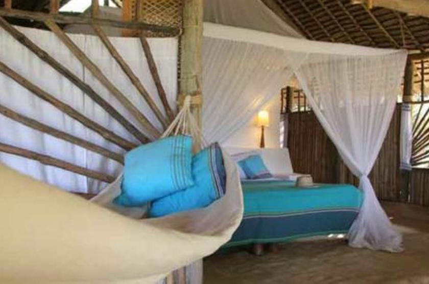 Ras Kutani Lodge, Tanzanie, chambre