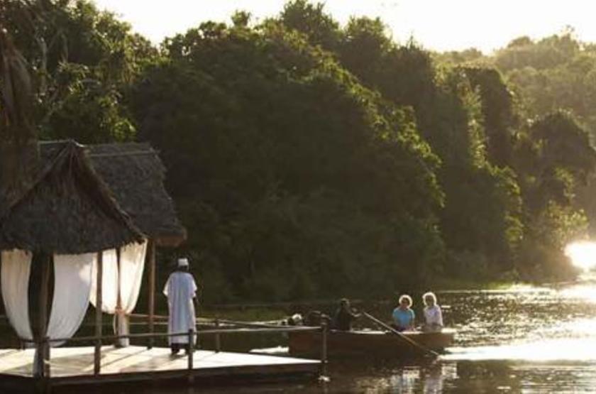 Ras Kutani Lodge, Tanzanie