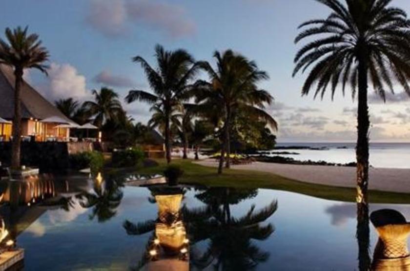 Shanti Maurice, Ile Maurice, piscine