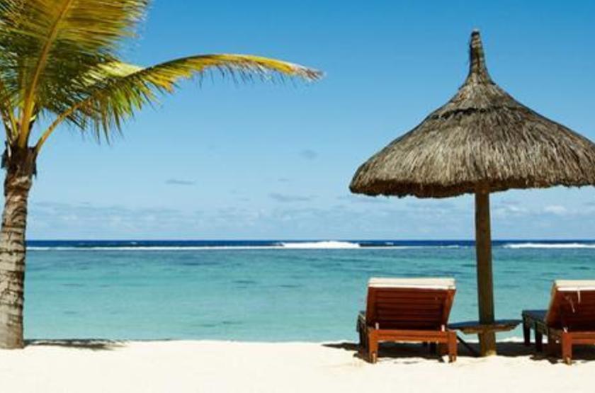 Shanti Maurice, Ile Maurice, plage