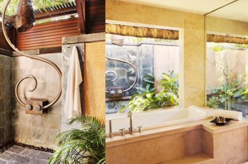 Shanti Maurice, Ile Maurice, salle de bains