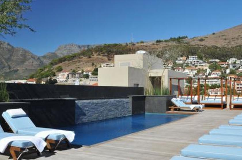 Cape Royale Luxury & Residence, Cape Town, Afrique du Sud, piscine