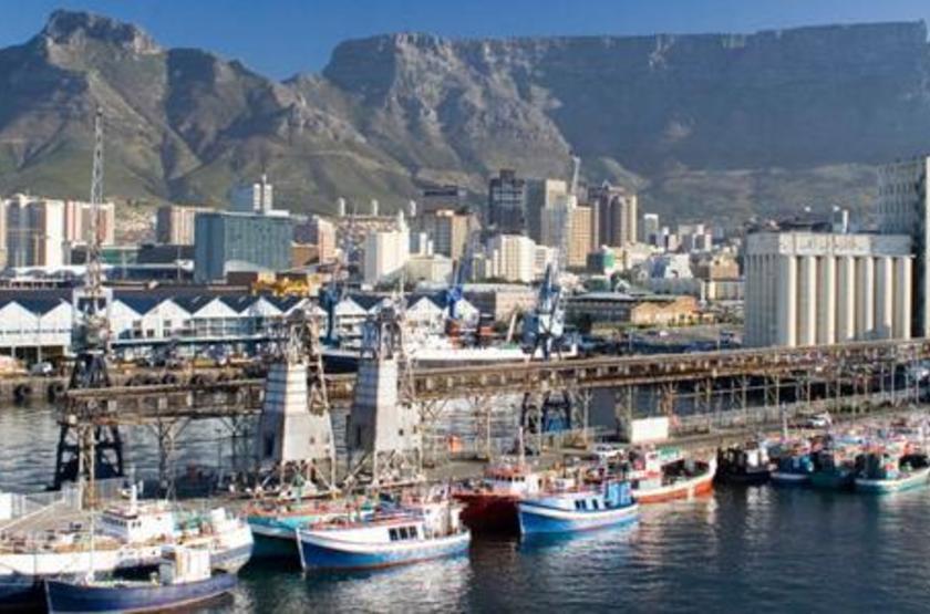 Cape Royale Luxury & Residence, Cape Town, Afrique du Sud, vue sur la Montagne de la Table