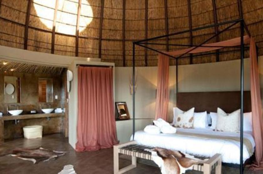 Gondwana Game Reserve, Afrique du Sud, chambre