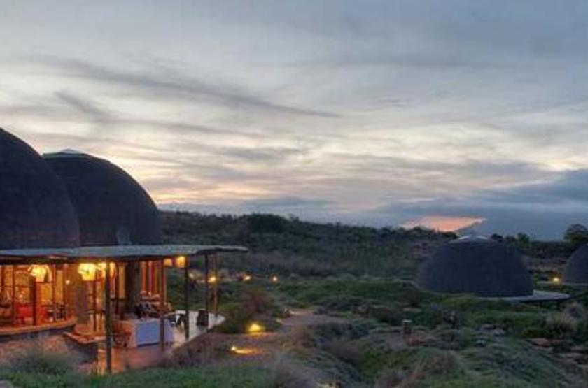 Gondwana Game Reserve, Afrique du Sud, extérieur