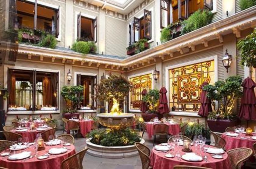 Hôtel Grano De Oro, San Jose, Costa Rica, restaurant