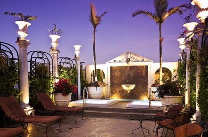 Hôtel Grano De Oro, San Jose, Costa Rica, terrasse