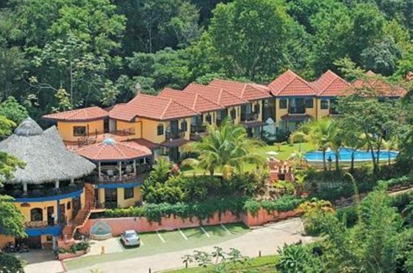 Hôtel Cuna Del Angel, Dominical, Costa Rica, extérieur