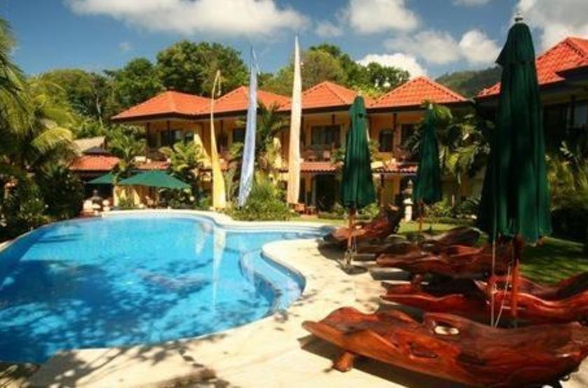 Hôtel Cuna Del Angel, Dominical, Costa Rica, piscine