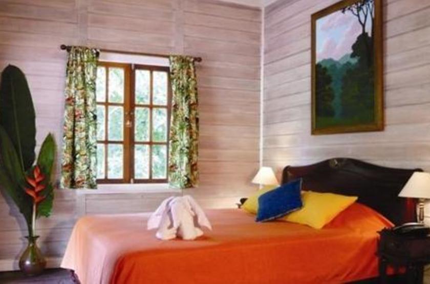 Hôtel Cuna Del Angel, Dominical, Costa Rica, chambre