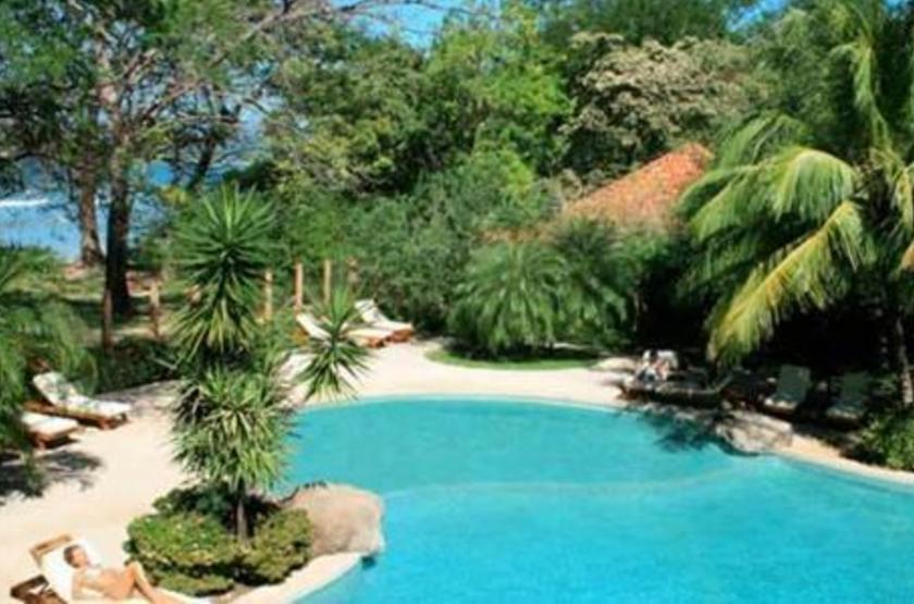 Capitan Suizo, Tamarindo, Costa Rica, piscine