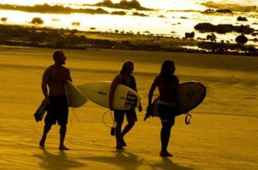 Capitan Suizo, Tamarindo, Costa Rica, surf
