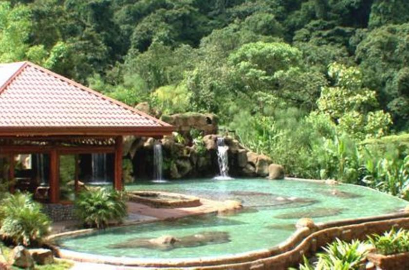 Peace Lodge, La Paz Waterfall Gardens, Costa Rica, piscine