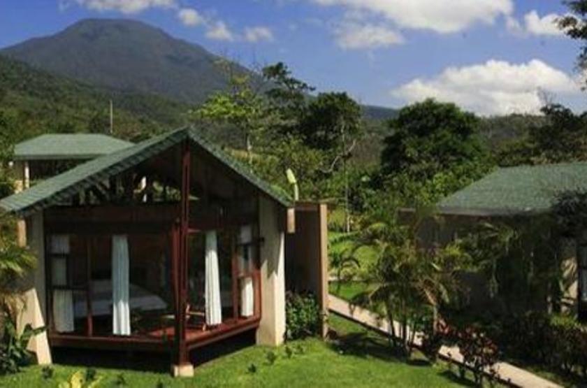Tenorio Lodge, Volcan Tenorio, Bijagua, Costa Rica, bungalow
