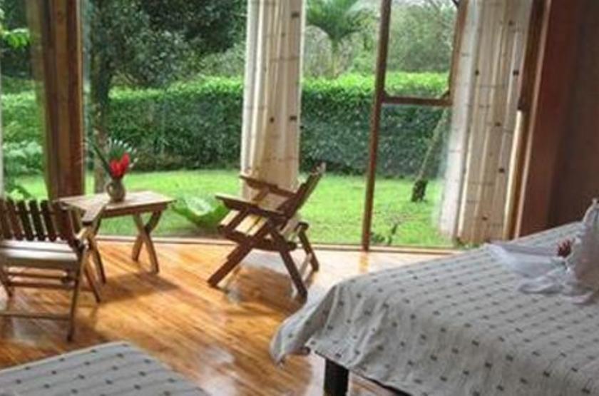 Tenorio Lodge, Volcan Tenorio, Bijagua, Costa Rica, chambre