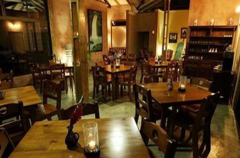 Tenorio Lodge, Volcan Tenorio, Bijagua, Costa Rica, restaurant