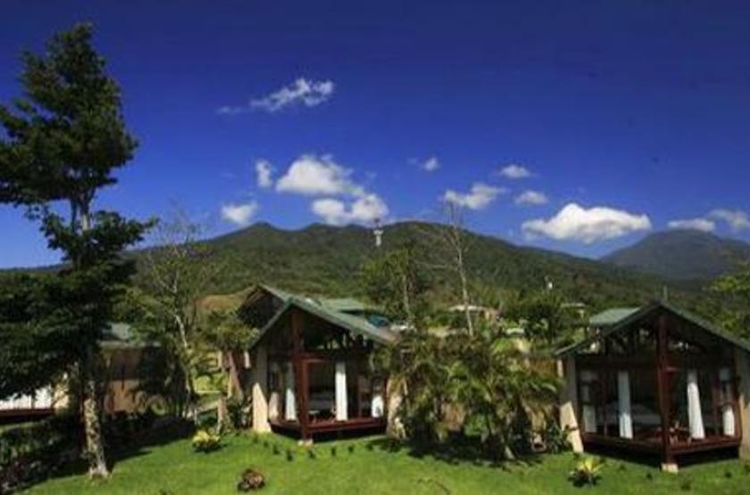 Tenorio Lodge, Volcan Tenorio, Bijagua, Costa Rica, emplacement