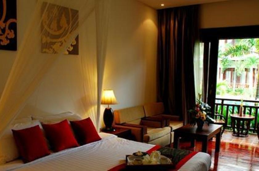 Green Park Hotel, Vientiane, chambre