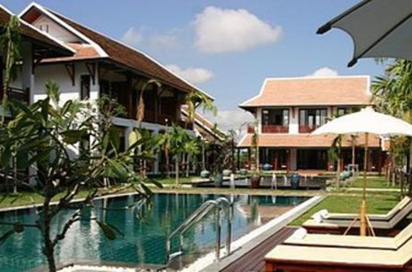 Green Park Hotel, Vientiane, piscine