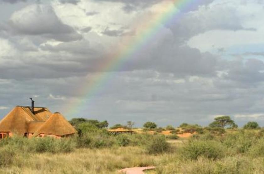 Kalahari Red Dunes, près de Mariental, Namibie, extérieur