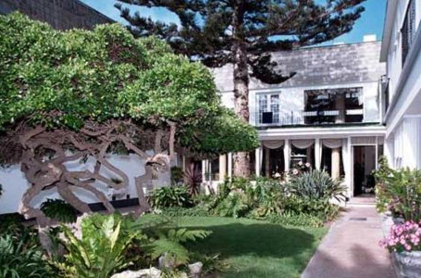 Hansa Hotel Swakopmund, Namibie, jardins