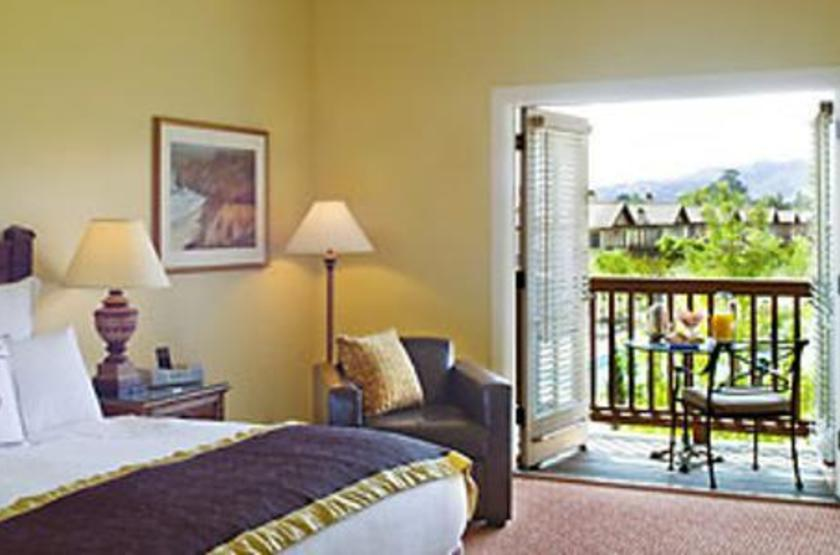 Lodge At Sonoma REnaissance Resort & Spa, Etats unis, chambre