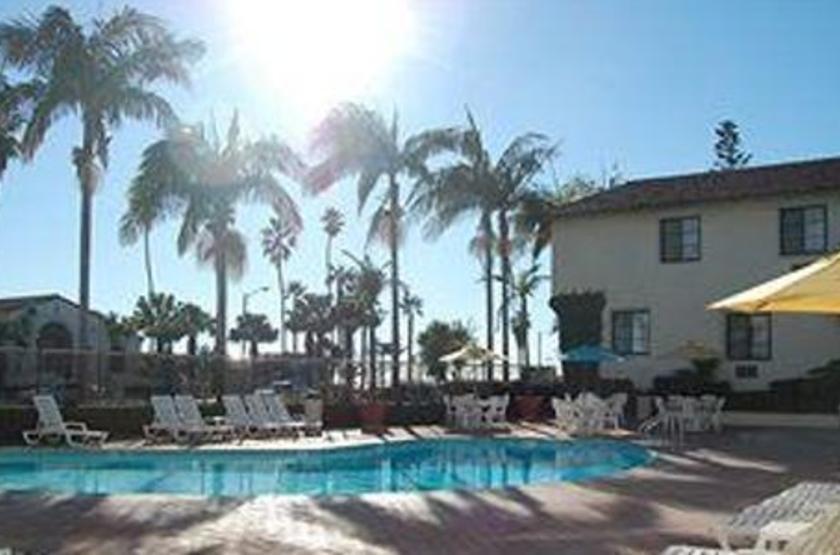 Mar Monte, Santa Barbara, Etats Unis, piscine